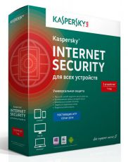 ПО Kaspersky Internet Security Multi-Device Russian Ed. 2-Device 1 year Base Box (KL1941RBBFS)
